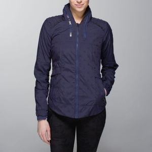 Lululemon Spring Forward Kanoko Twist Jacket